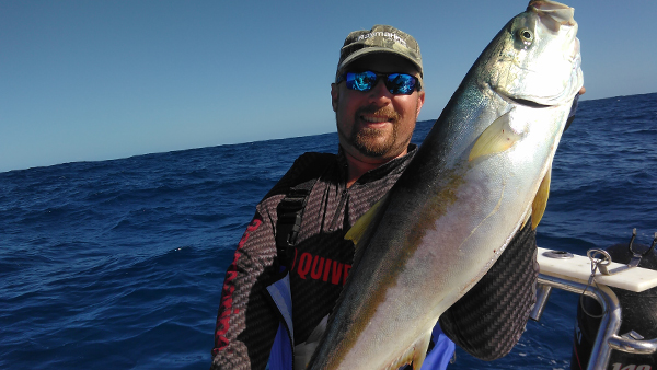 Pro Angler Profile - Justin Walt Image 4 | Raymarine - A Brand by FLIR