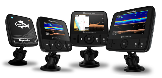 Software Updates für Dragonfly | Raymarine