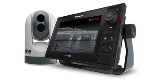 Erkunde All Thermal Cameras | Raymarine by FLIR