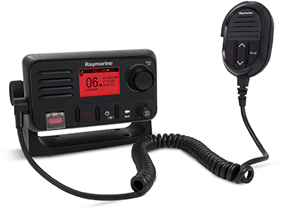 Ray52 VHF Radio Ordering Information | Raymarine