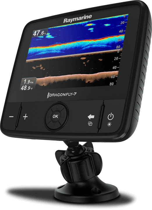 Dragonfly 7 - The Future of Sonar | Raymarine - A Brand by FLIR