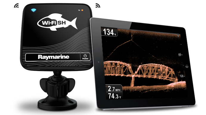 Connect and Share | Raymarine