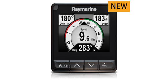 i70s Multifunktionsinstrument | Raymarine - A Brand by FLIR