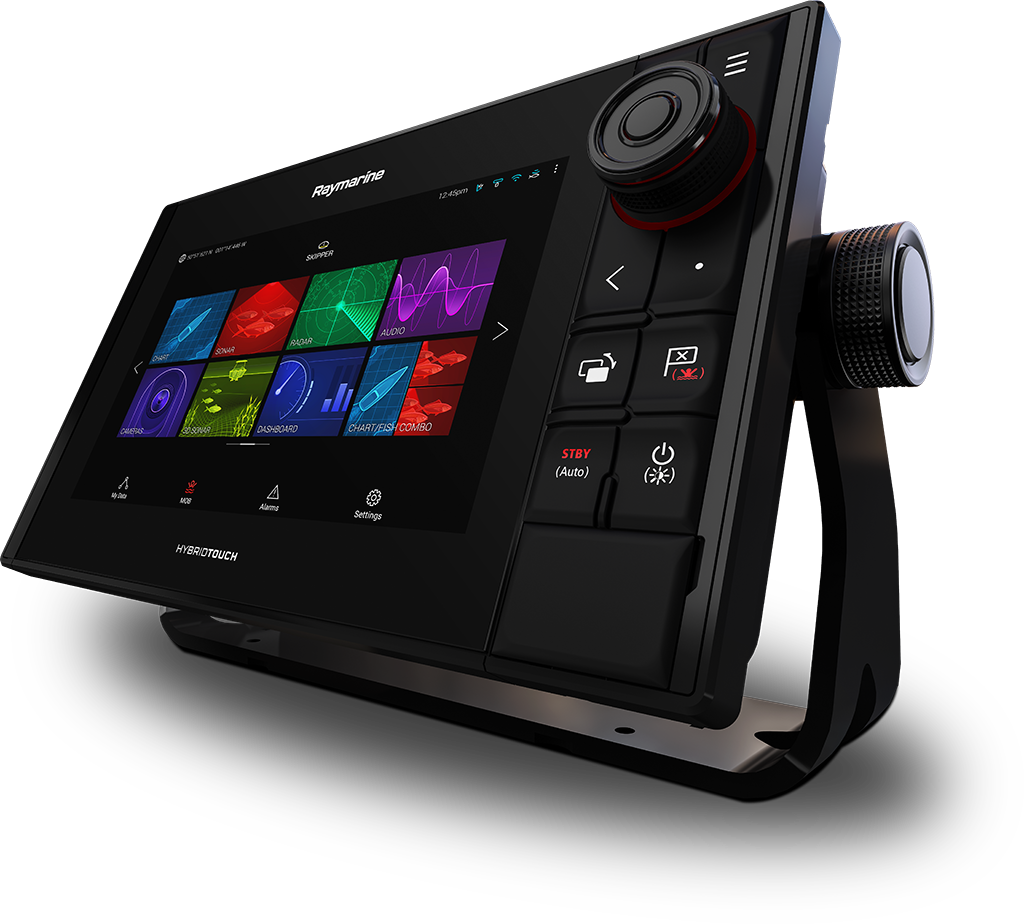 NEU Axiom-Multifunktionsdisplay | Raymarine by FLIR