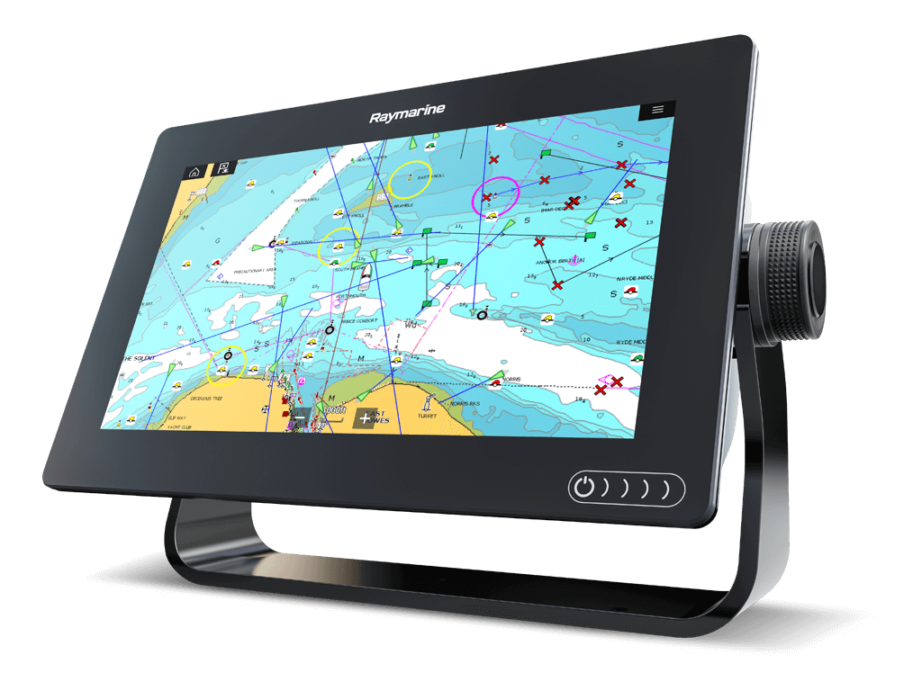 NEU Axiom Multifunktionsdisplay | Raymarine by FLIR