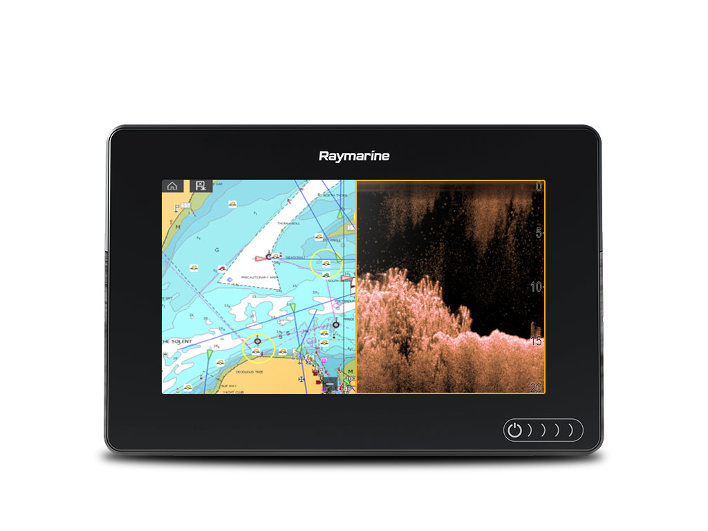 Axiom 7 - DownVision-Sonar | Raymarine by FLIR