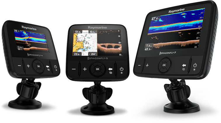 The Dragonfly Range | Raymarine
