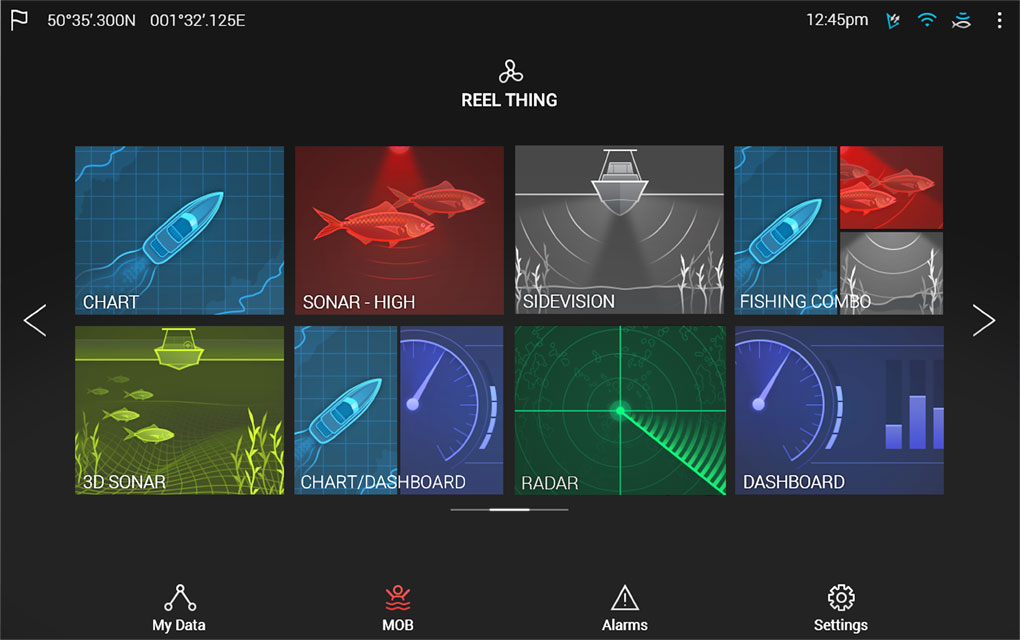 LightHouse 3 Startseite | Raymarine by FLIR