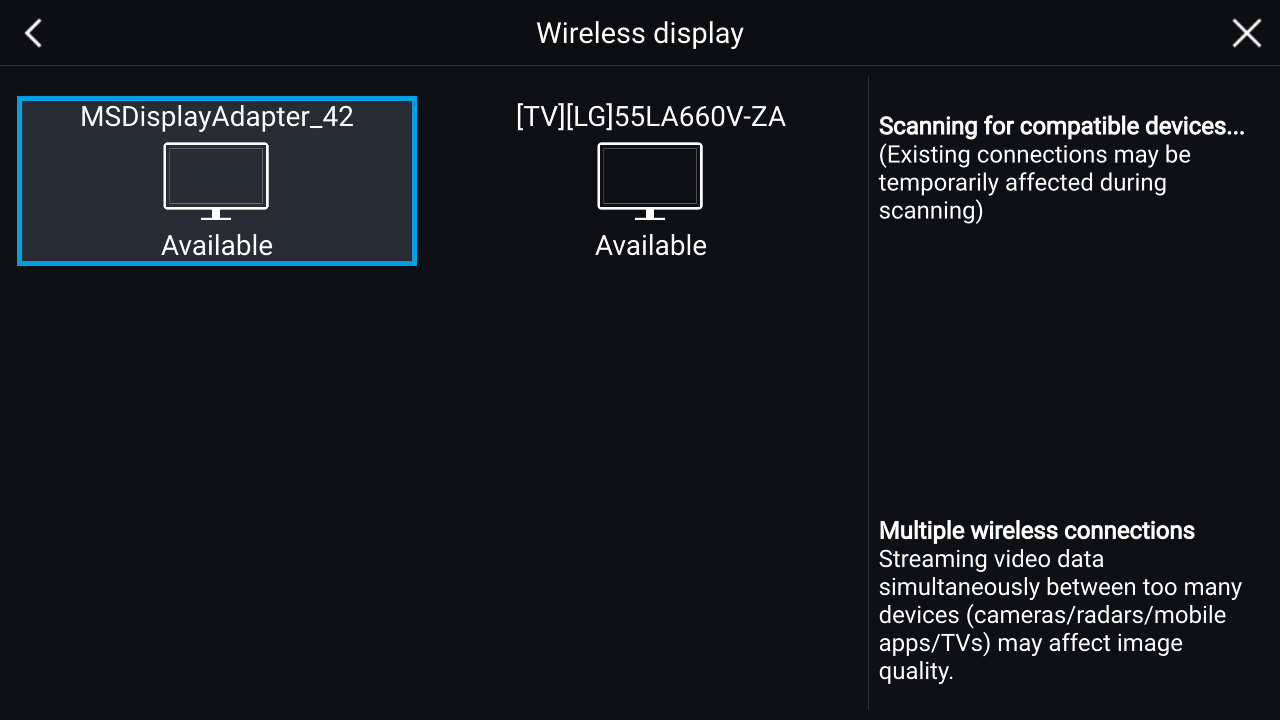 LightHouse 3.2 - Kabelloses Display Streaming 