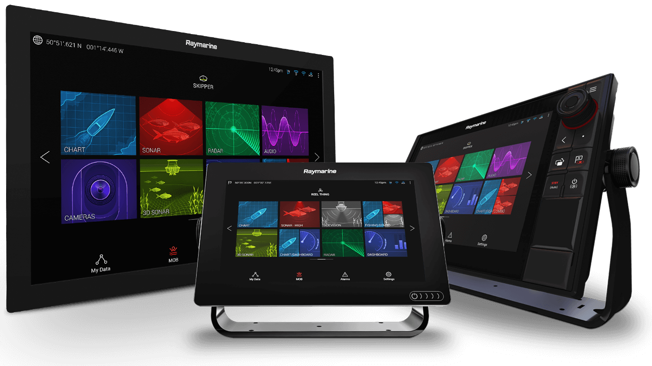 Download LightHouse 3.6 für Axiom MFDs | Raymarine - A Brand by FLIR
