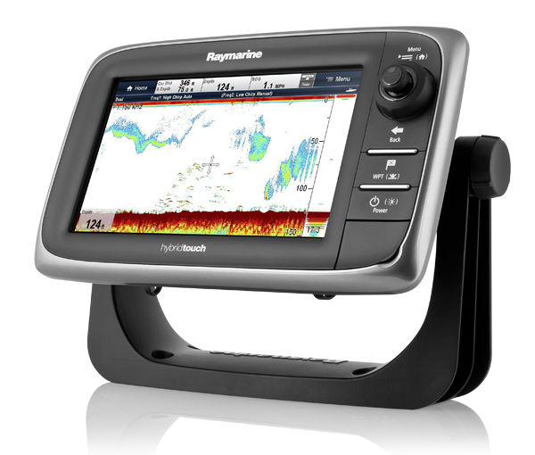 Überragendes integriertes digitales Sonar (optional) | Raymarine