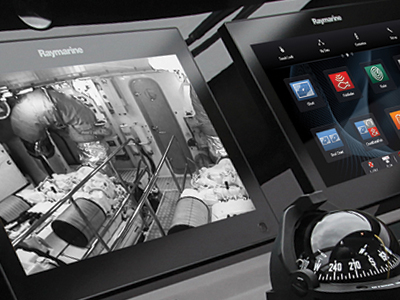 Digitaler HD-Video-Eingang | Raymarine