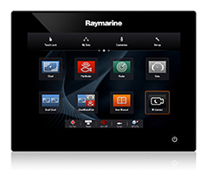 gS95 Ordering Information | Raymarine