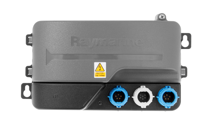 iTC-5 front view | Raymarine by FLIR