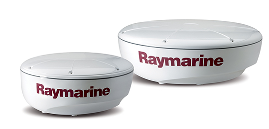 Raymarine digitale und HD digitale Radomantennen | Raymarine