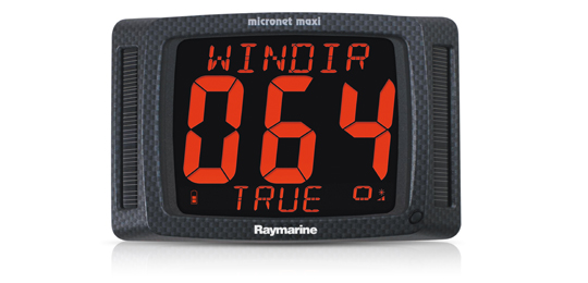 Wireless-Instrumente für Racing | Raymarine - A Brand by FLIR