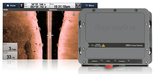 CP200 Media Resources | Raymarine