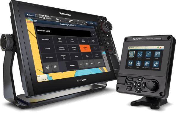 Marine Electronics for First Responders - AIS5000 Enhanced AIS | Raymarine - A Brand by FLIR