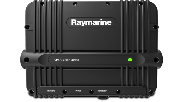 CP470 - Specifications | Raymarine Fishfinders