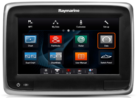 a7 Ordering Information | Raymarine